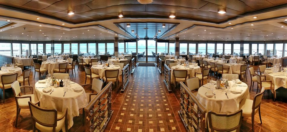 Silver Muse First Look At The New Cruise Ship The Luxury