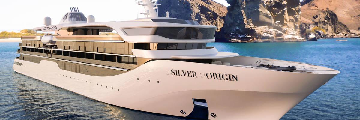 Silversea Cruises Silver Origin