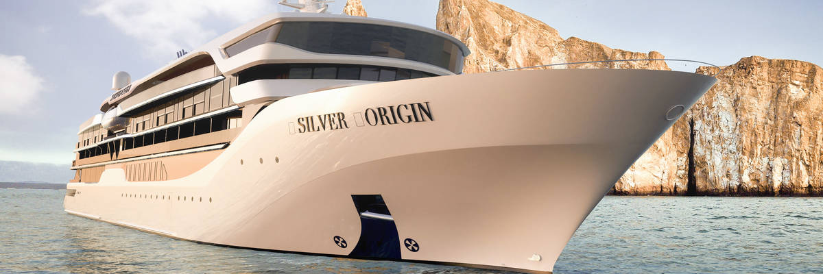 Silverseas new Silver Origin goes on sale to the Galápagos