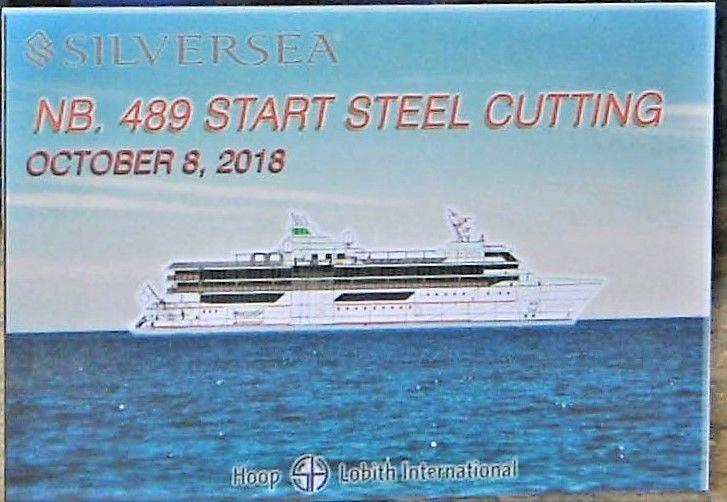 Silver Origin, Silversea Expeditions