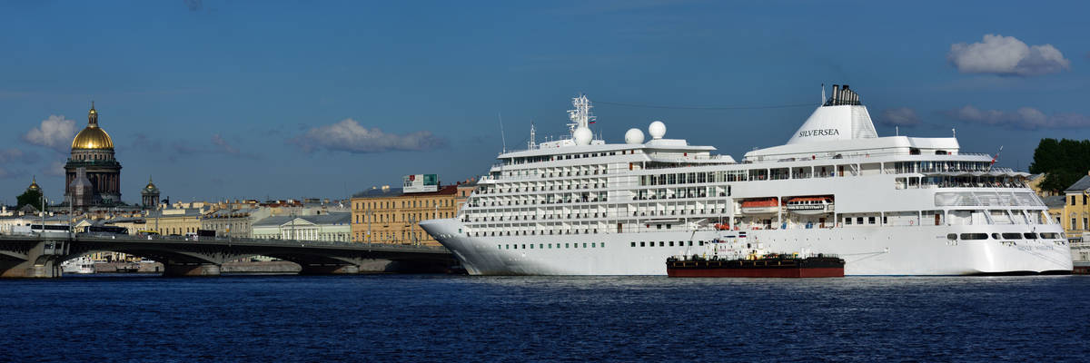 Silver Whisper to Undergo Refurbishment in 2018