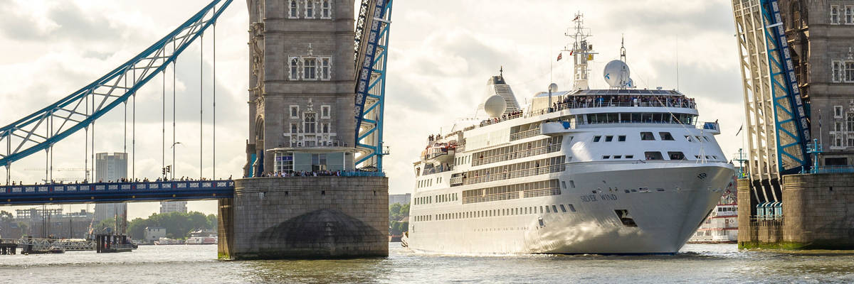 Silver Wind to gain ice-class classification