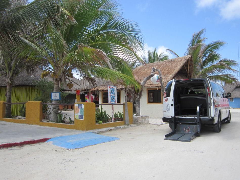 Silversea Accessible Shore Excursion in Cozumel
