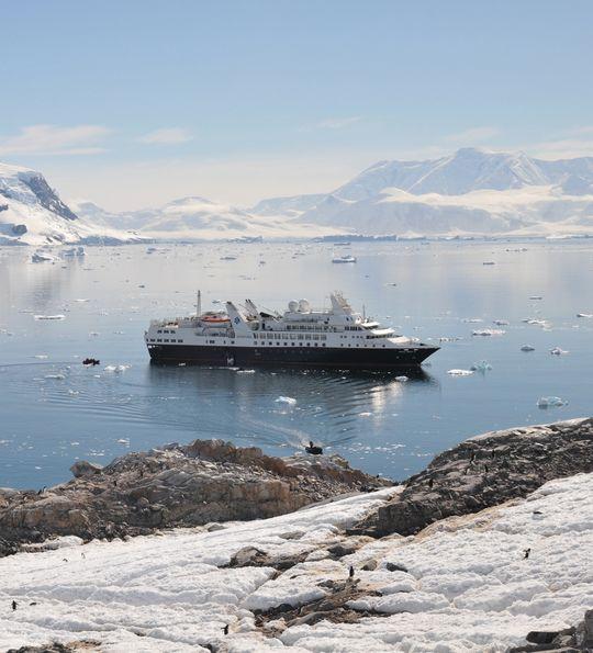 Silver Explorer, Antarctica