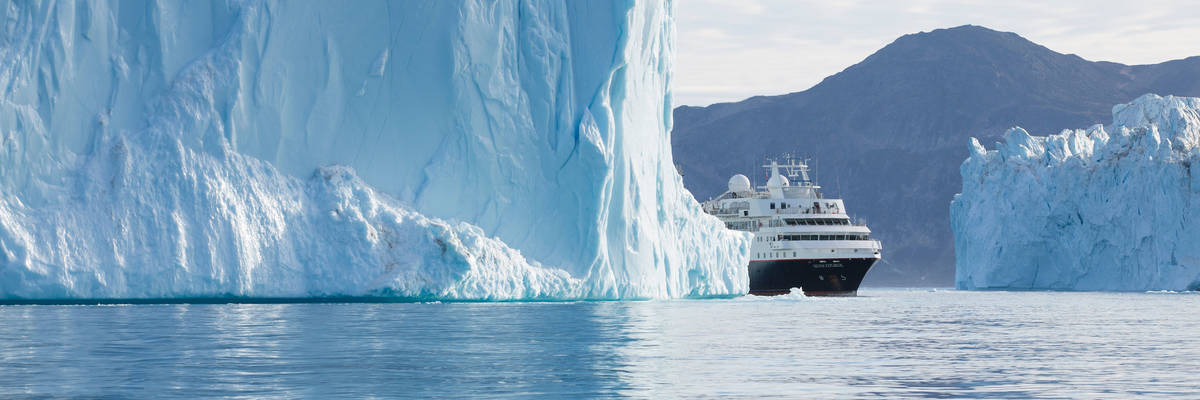 Silversea Introduces Antarctica Fly the Drake Passage Voyages