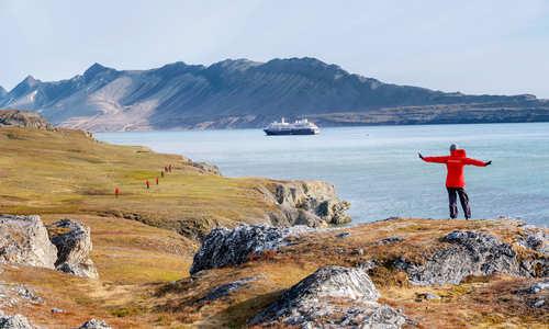 Silversea Svalbard