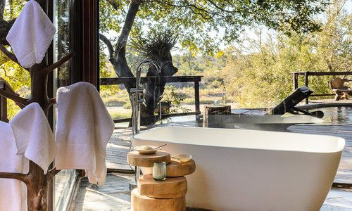 Singita Boulders Lodge, Sabi