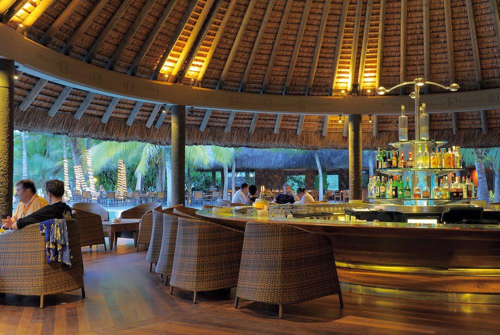 Sirius Bar, Shandrani Resort & Spa, Mauritius