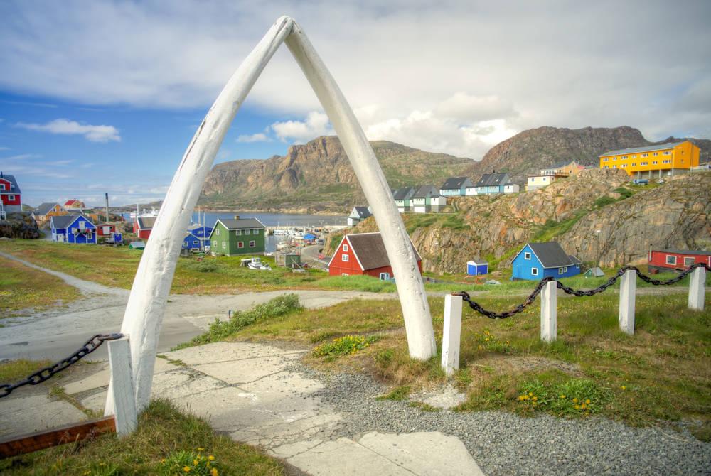 Sisimuit, Greenland