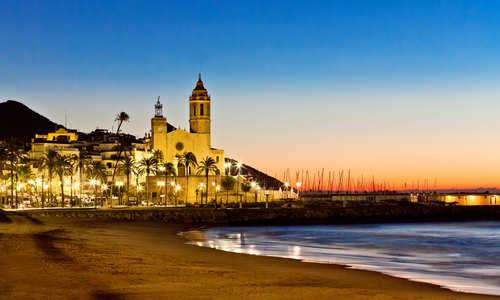 Sitges. Spain