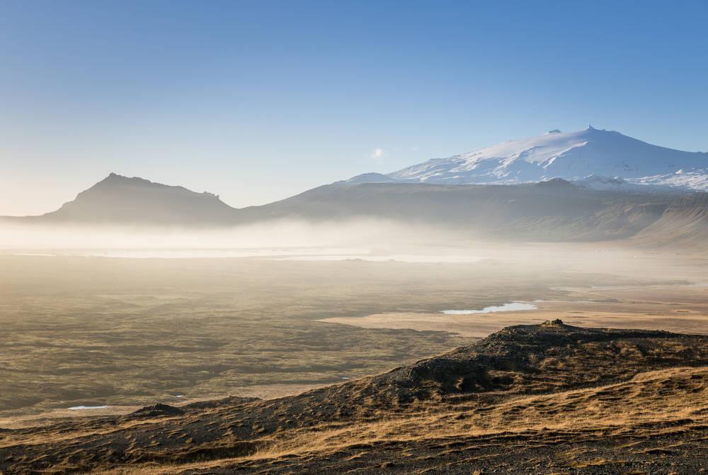 Snaefellsjokull National Park