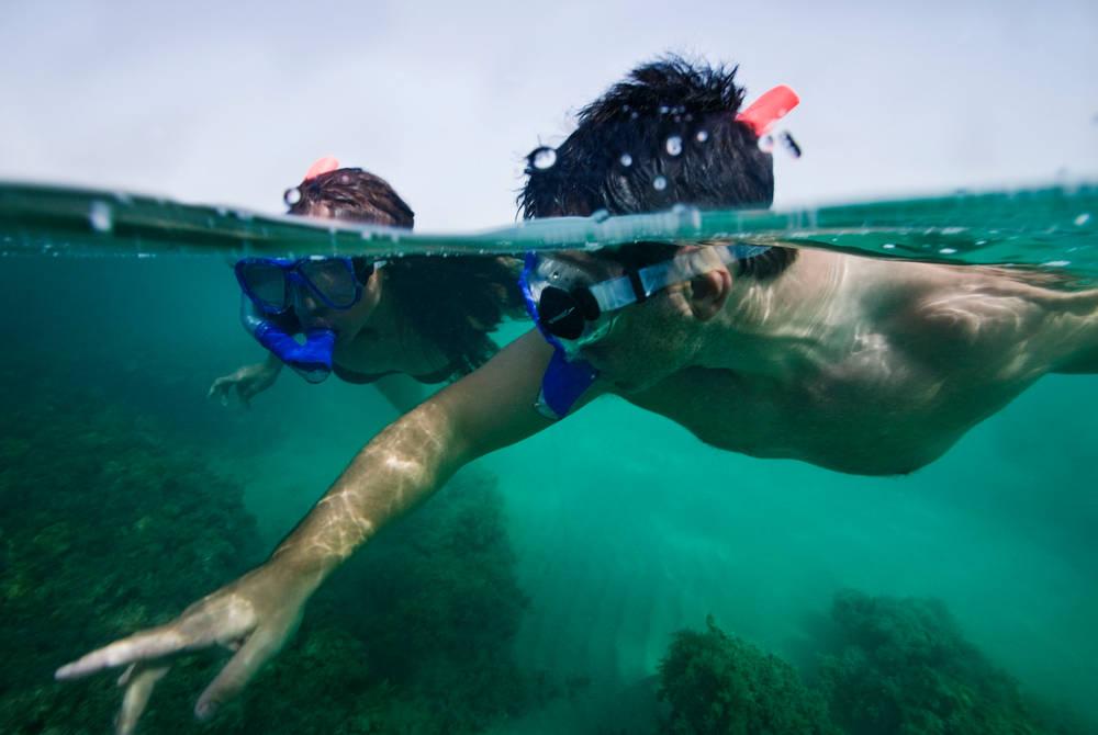 Snorkelling, Anantara Desert Islands Resort & Spa