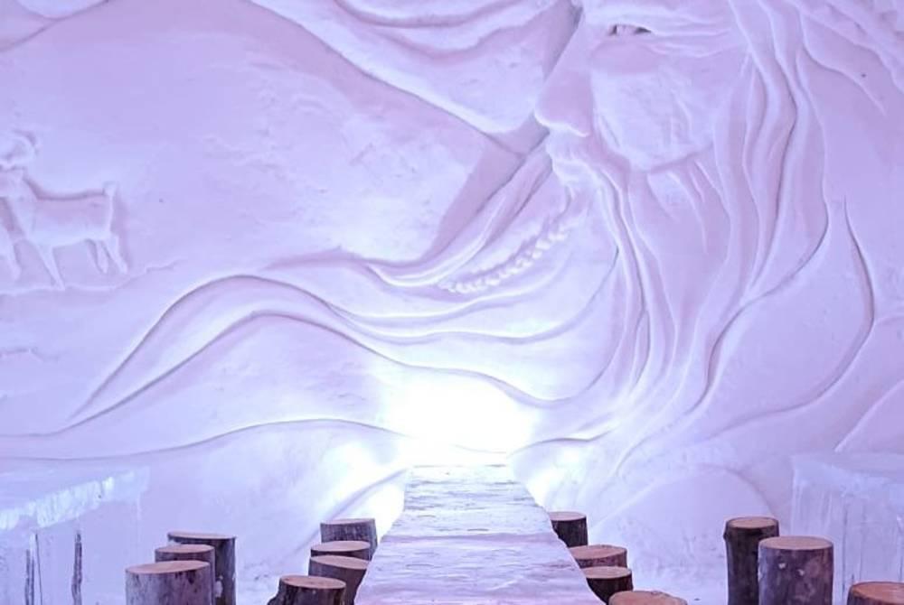 SnowHotel restaurant