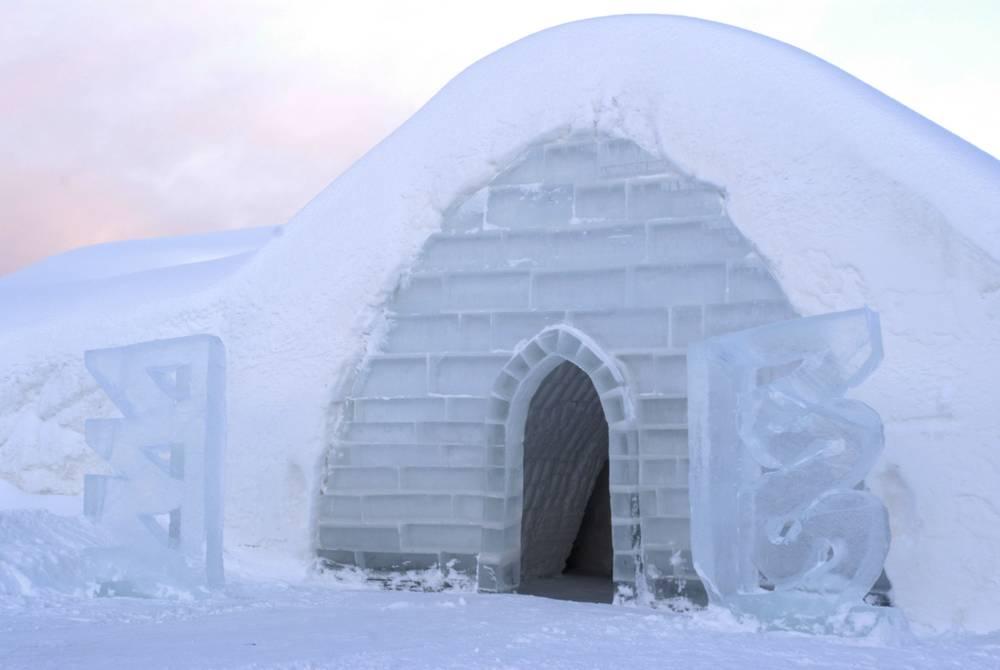 Snow Village, Lainio