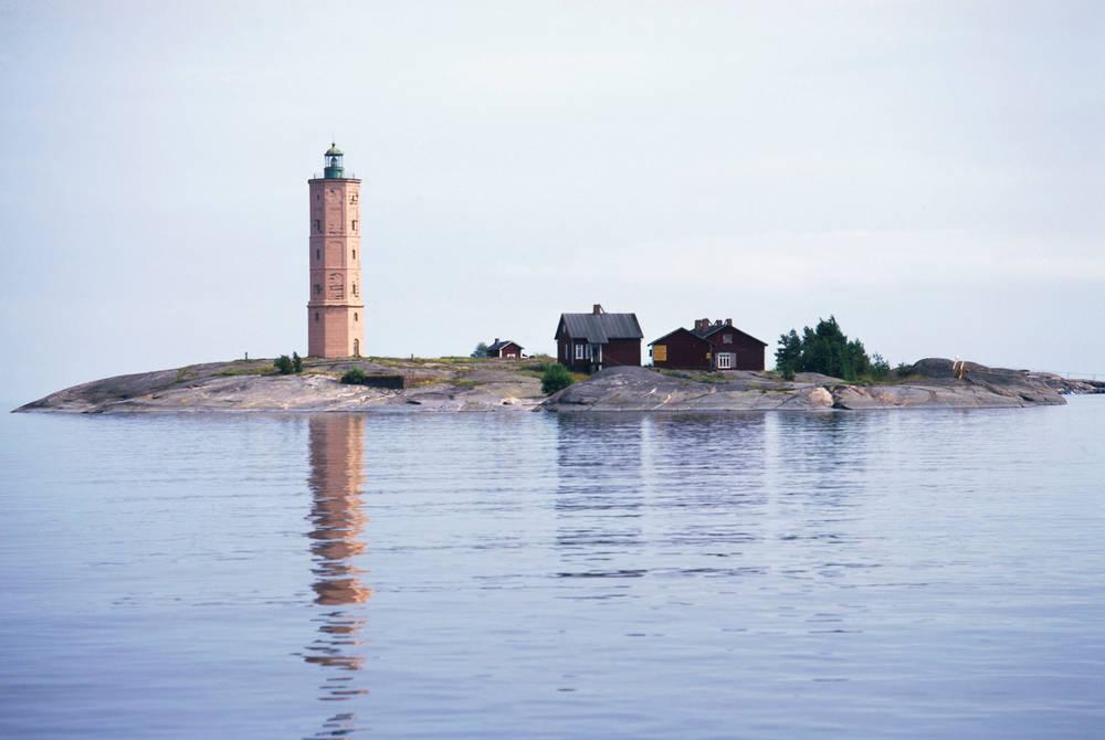 Soderskar lighthouse (credit: Visit Finland)