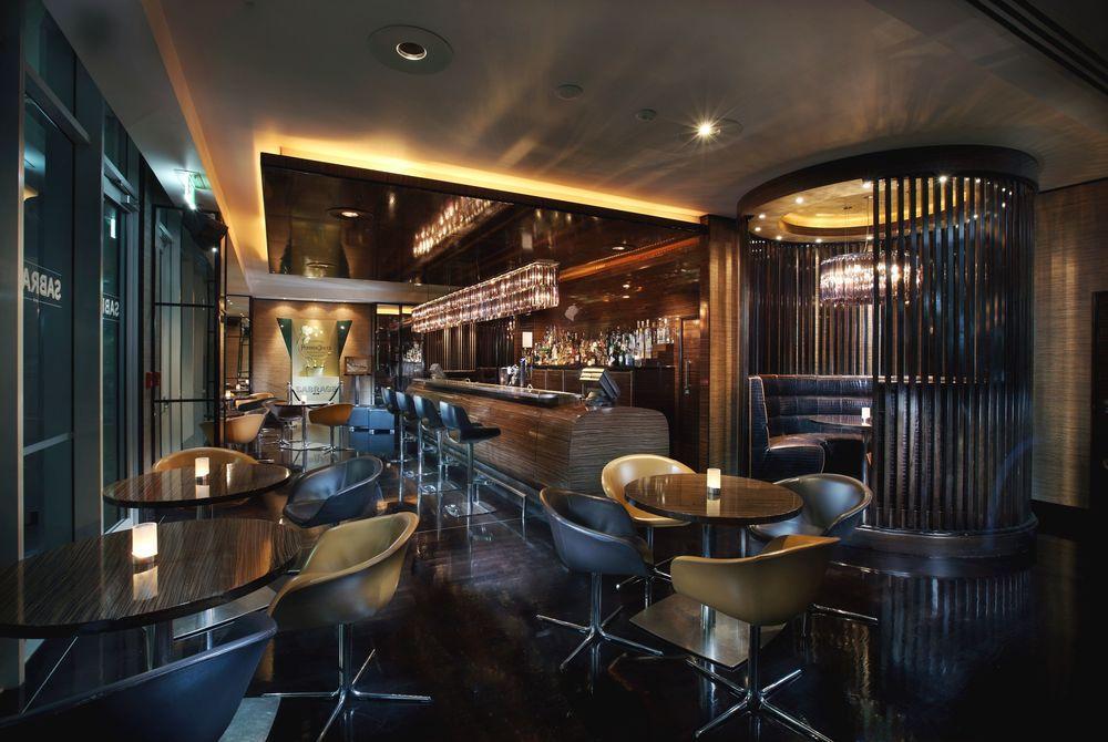Sofitel Auckland Sabrage bar, New Zealand
