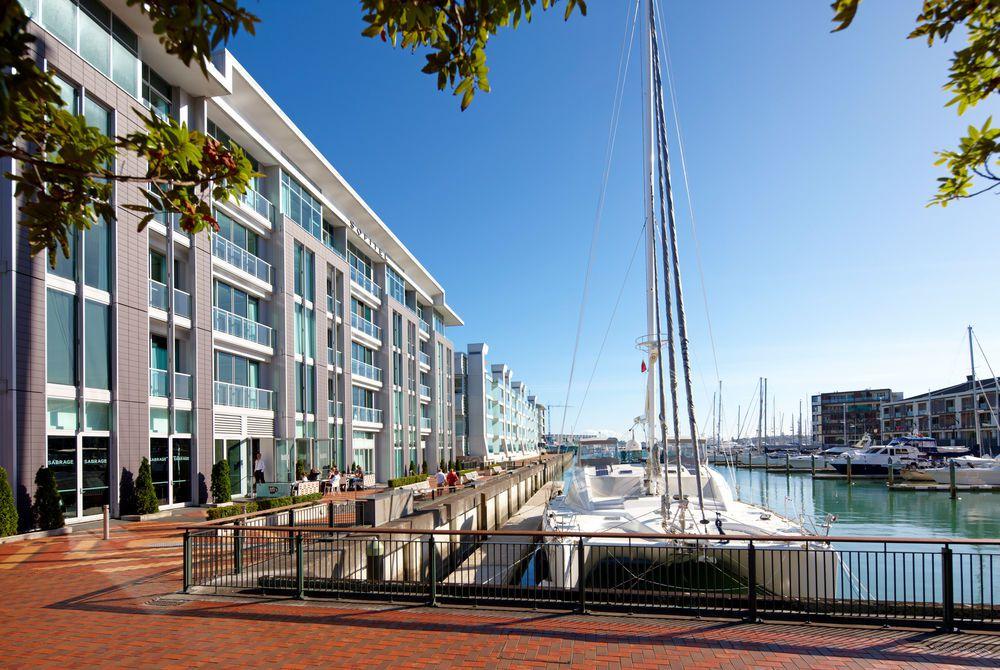 Sofitel Auckland exterior, New Zealand