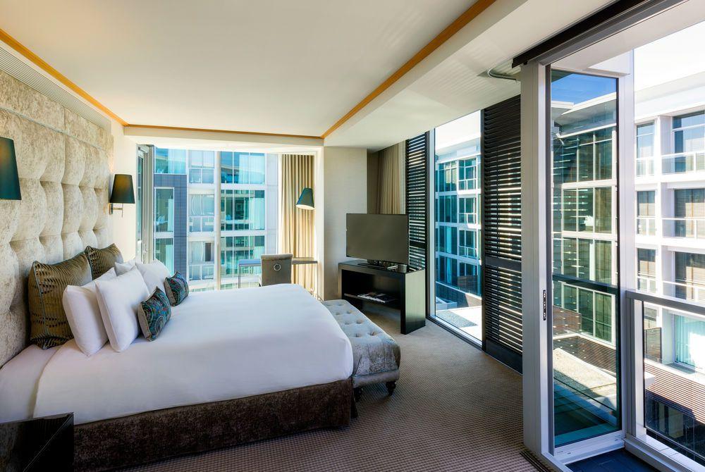 Sofitel Auckland junior suite, New Zealand