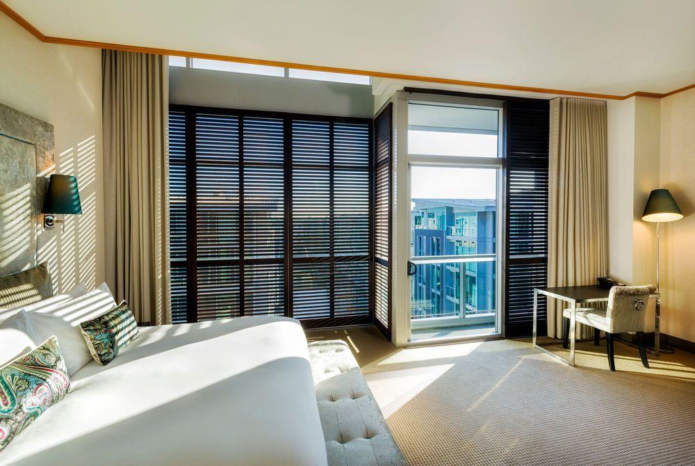 Sofitel Auckland luxury room, New Zealand