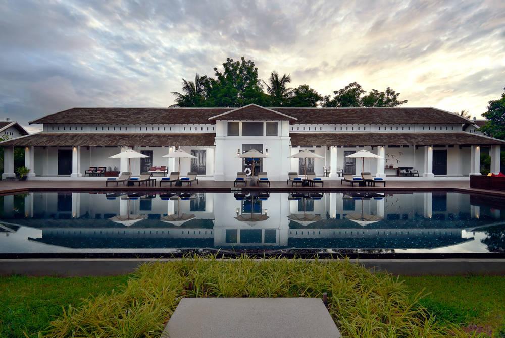 Sofitel Luang Prabang - Swimming pool