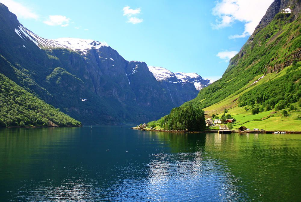 Best Nature Places To Visit In Norway