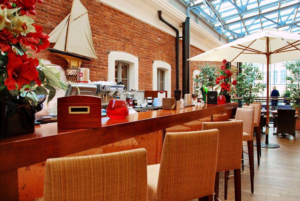 Sokos Palace Bridge Hotel, St Petersburg