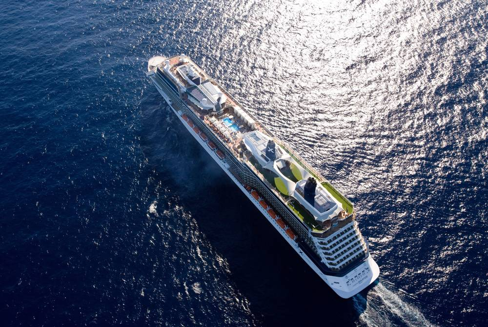 Solstice Class, Celebrity Cruises