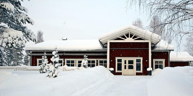 Sorbyn Lodge, Swedish Lapland