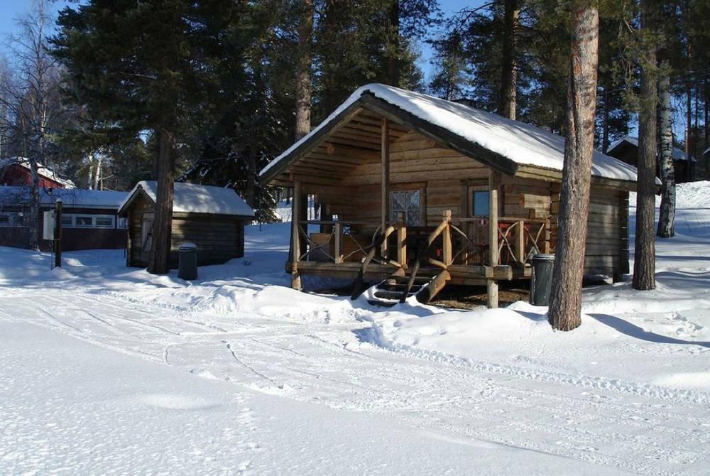 Sorbyn Lodge, Swedish Lapland