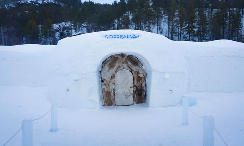 Top tips for staying in an ice hotel