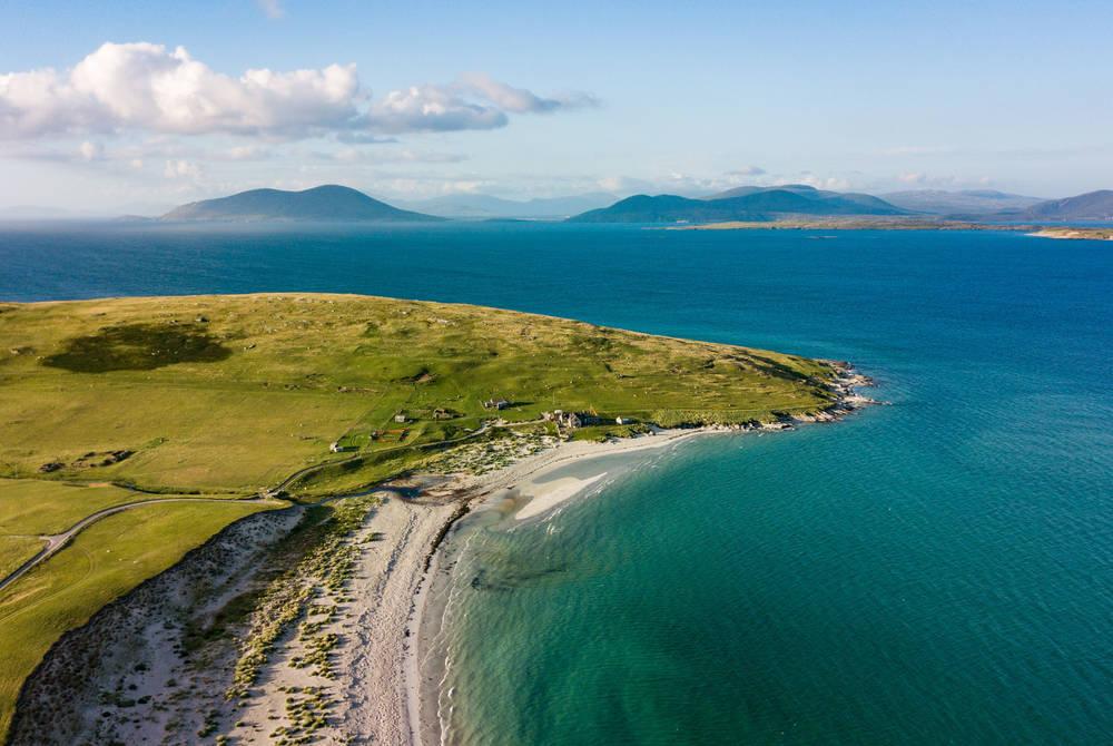 South Uist Island, Scotland