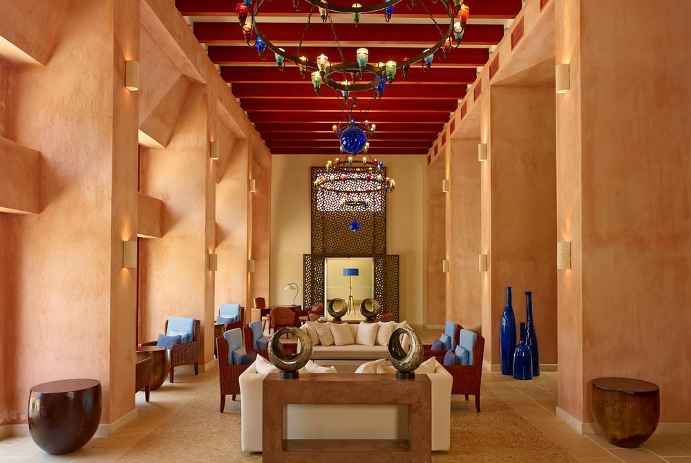 South wing at Blue Palace Resort & Spa