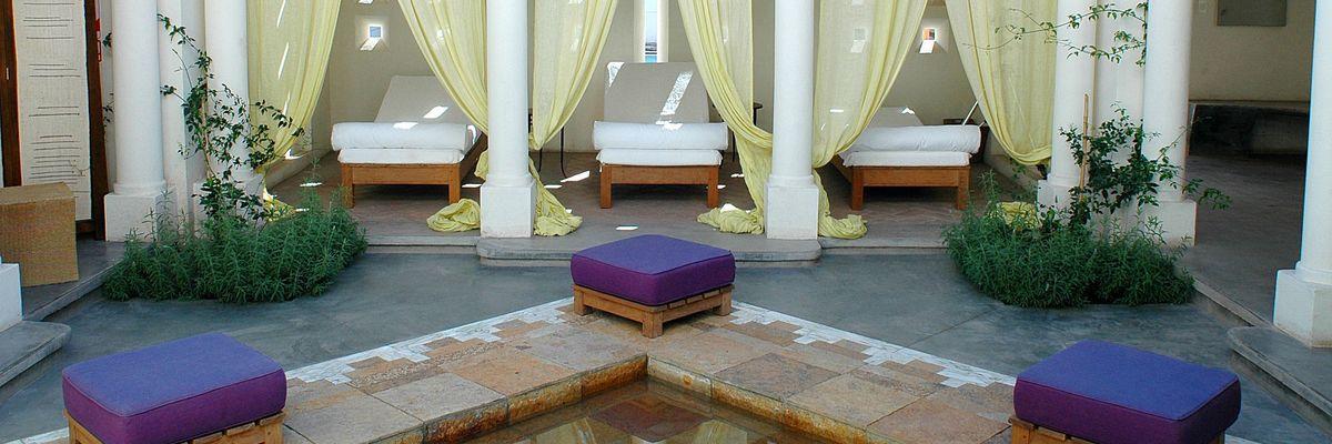 Spa, Cavas Wine Lodge, Mendoza