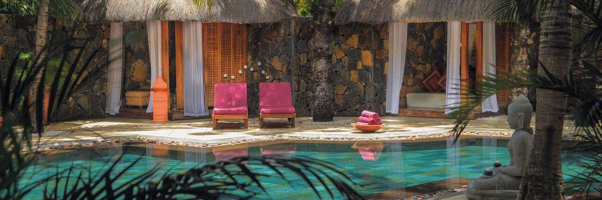 Spa, Dinarobin Hotel Golf & Spa, Mauritius
