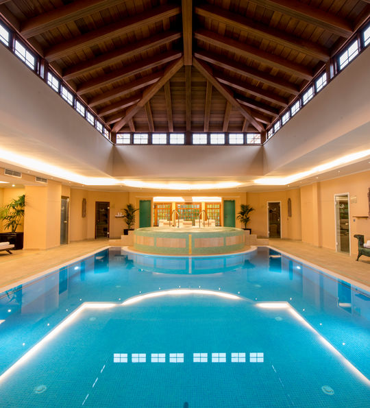 Spa, Hotel Botanico