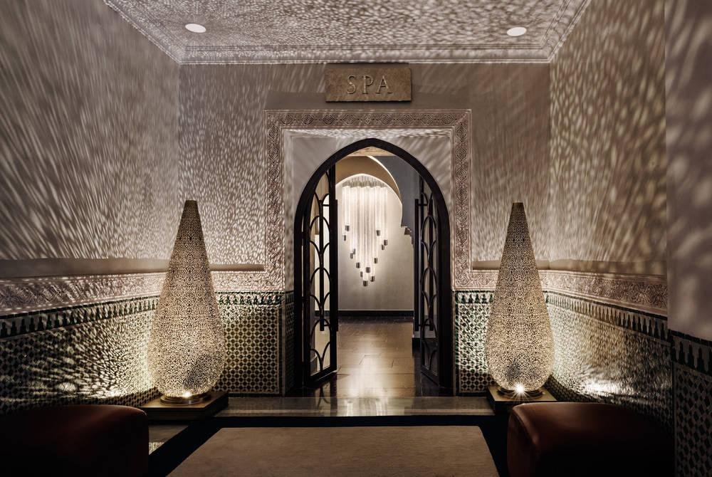 Spa, La Mamounia, Marrakech, Morocco