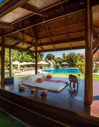 Spa Pagoda, Hotel Botanico