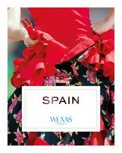 Cover for brochure Spain