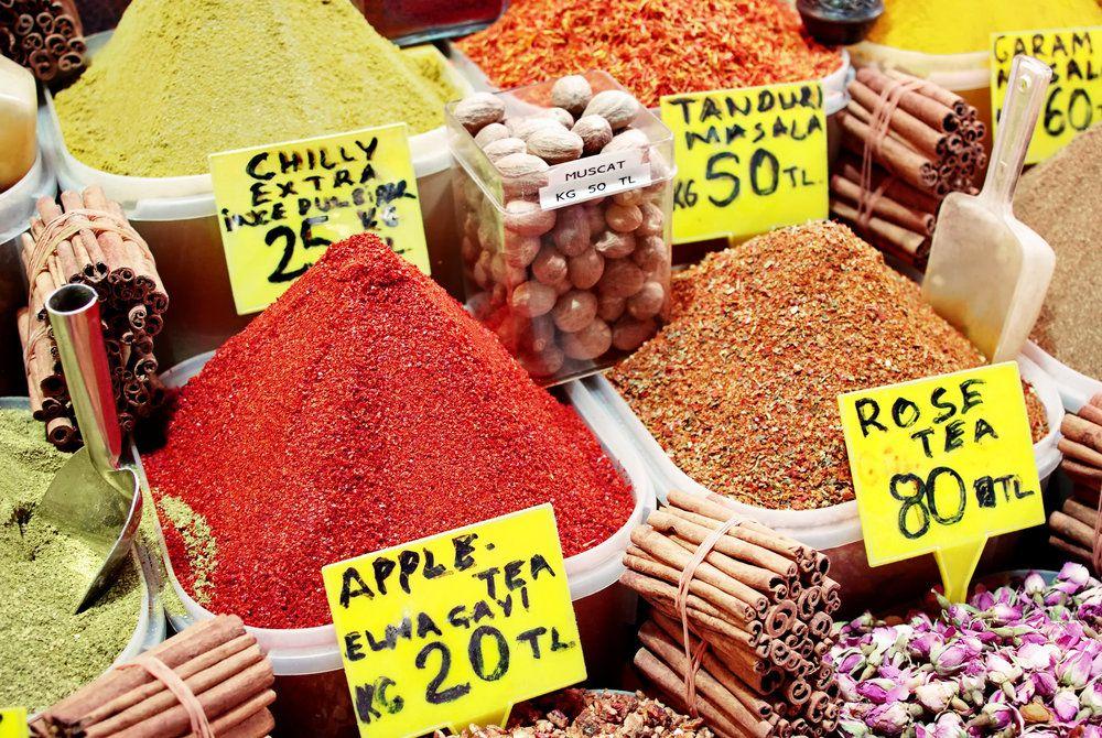 Spice Market, Oman