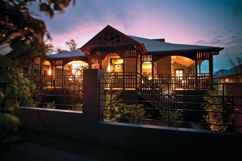Spicers Balfour Hotel Exterior