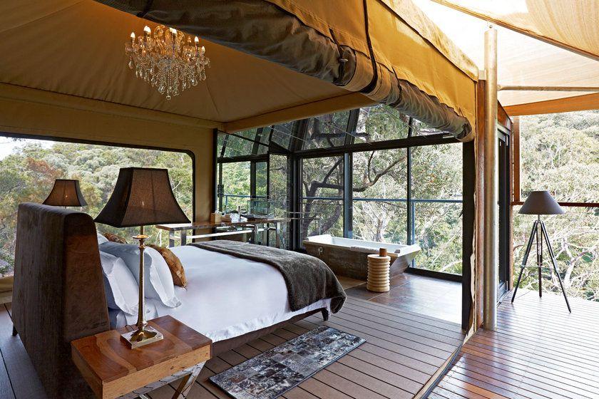Tent suite