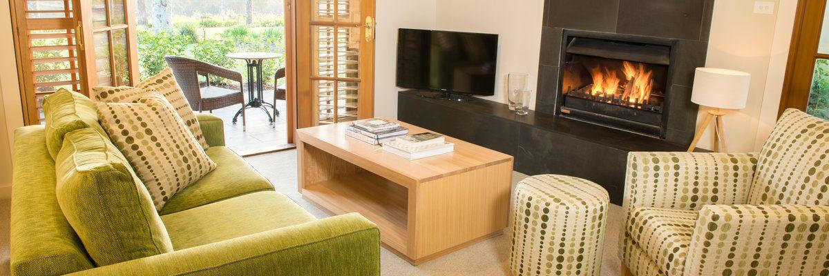 Luxury Spa Suite Lounge