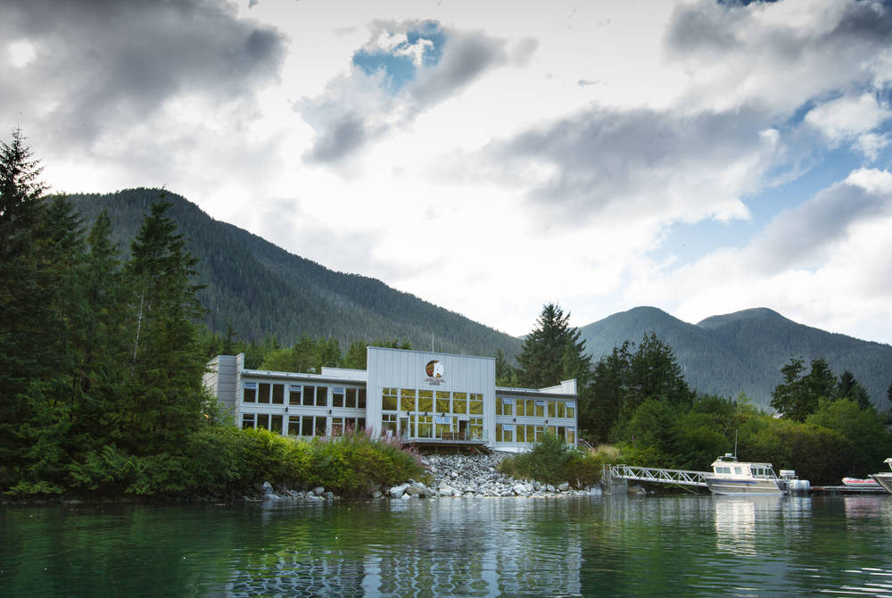 Spirit Bear Lodge, British Columbia, Canada