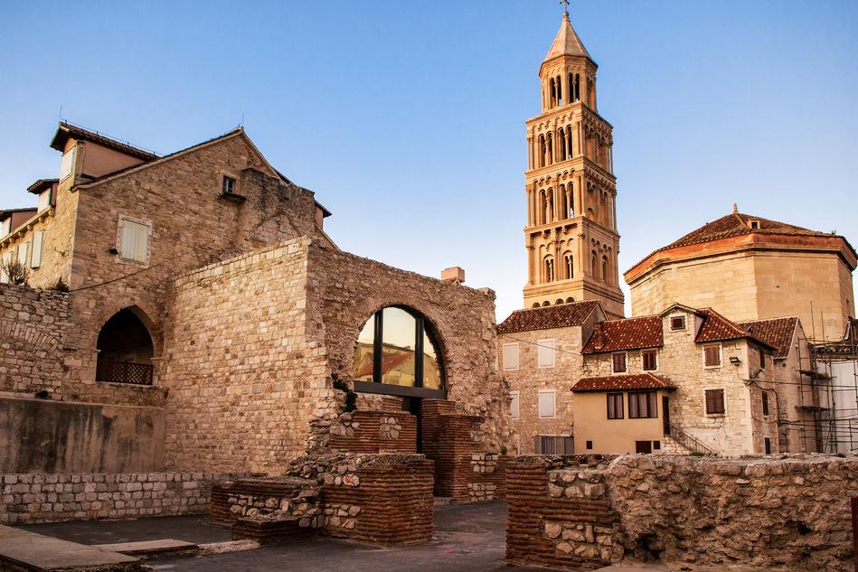 Jane McDonald visits Split, Croatia, on Cruising with Jane McDonald