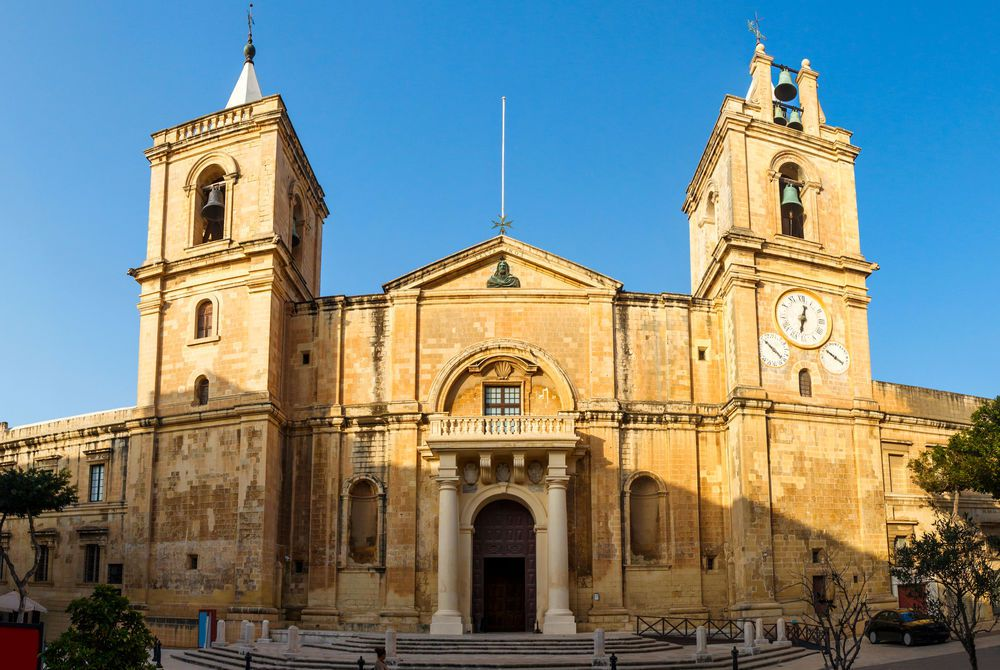 St. John's Co-Cathedral, Valletta