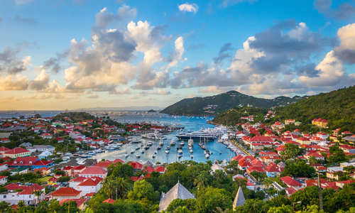 St Barts, French West Indies