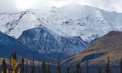 St Elias Mountains, Kluane National Park