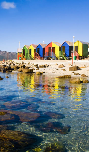 St. James Beach, Cape Town