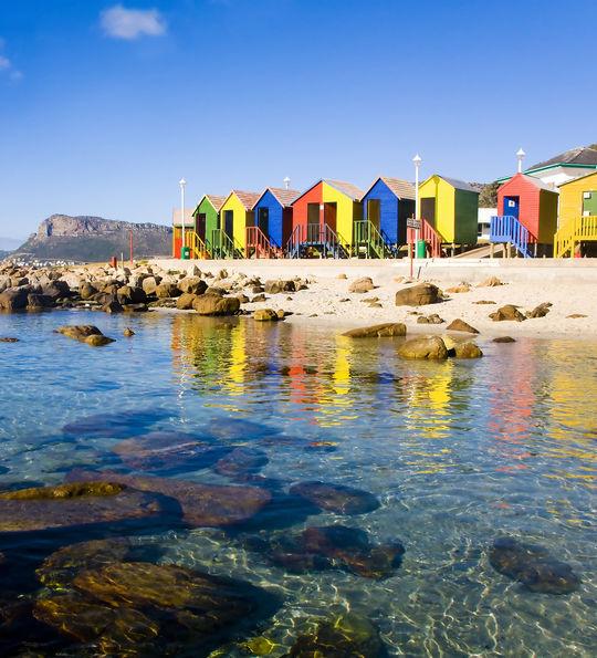 St James Beach, Cape Town