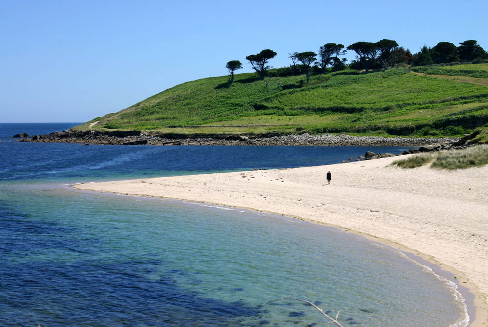 St Mary's Island, Isles of Scilly